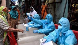 آغاز بزرگترین برنامه واکسیناسیون جهان در هند