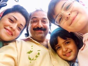 ناصر و خانواده در سریال قورباغه