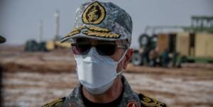تحلیل سرلشکر باقری از رزمایش موشکی معنادار سپاه