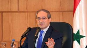 ایران تحریم وزیر خارجه سوریه را محکوم کرد