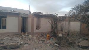 خسارت انفجار گاز در دیهوک به ۲۵ خانه و واحدتجاری