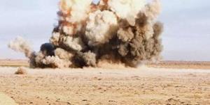 کشته شدن سه نظامی ارتش عراق در انفجار «سنجار»