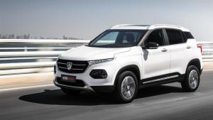 قیمت جدید خودروهای شاسی بلند چینی