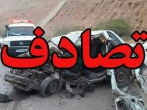 سانحه رانندگی در تبریز 5 مصدوم برجای گذاشت