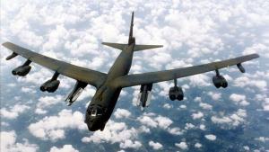 ادعای رسانه صهیونیستی درباره حرکت دو بمبافکن بی-۵۲ به سوی خلیج فارس