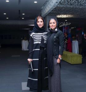 چهره ها/ هدی زین العابدین و سارا بهرامی در یک قاب