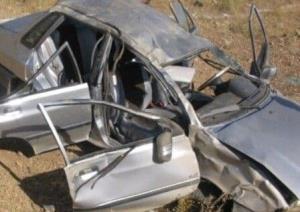 تصادف مرگبار با ۳ کشته در محور حمیل به ایلام