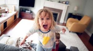 کی نباید تسلیم جیغهای کودک شویم؟