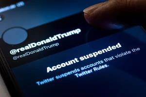 سلطنت ترامپ در برابر شبکههای اجتماعی