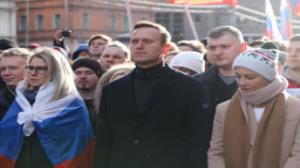 مخالف مشهور پوتین در فرودگاه دستگیر شد