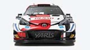 معرفی تویوتا یاریس WRC 2021 با پوشش بدنه جدید
