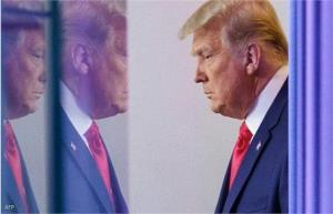 وقتی ترامپ فاتحه دموکراسی را خواند
