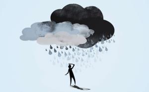 رفع افسردگی با یک کتاب یا فیلم؟