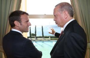 مکرون و اردوغان آشتی می کنند؟