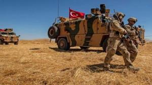 کشته شدن ۳ نظامی ترکیه در شمال سوریه