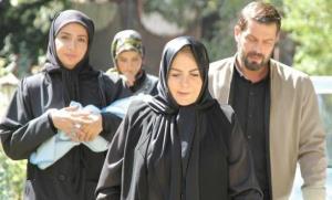 کلیپی از سریال شبکه 2 با بازی پژمان بازغی و شبنم قلی خانی