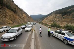 آخرین وضعیت جادههای پرتردد؛ کندوان یک طرفه میشود