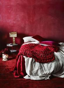 روانشناسی رنگ قرمز در طراحی داخلی بر اساس افراد