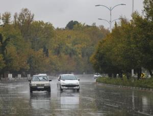 رگبار باران و رعدوبرق، پدیده غالب جوی خوزستان