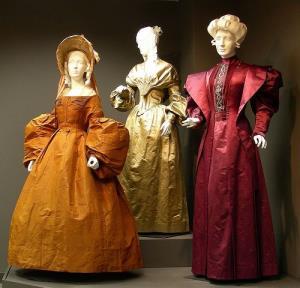 تصاویر عجیبترین مدهای قرن ۱۶ که باورتان نمیشود