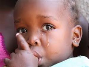 وقتی کودک به خاطر اسباب بازی گریه زاری می کنه