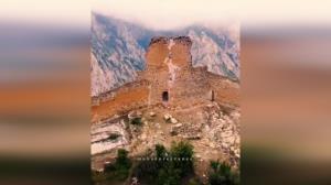 قلعه کنگلو، شاهکاری از دوران ساسانی