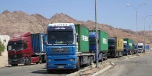 آمریکا کامیون های حامل غلات سوریه را دزدید