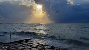 خلیج فارس مواج میشود؛ پیشبینی موجهای ۳ متری در آخر هفته