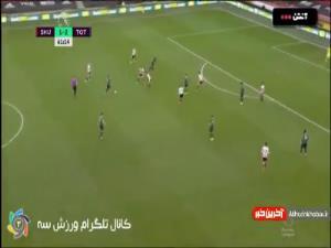 گل فوقالعاده و عجیب اندومبله برای تاتنهام