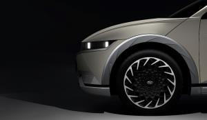 پیش نمایش خودروی برقی هیوندای با نام آیونیک ۵