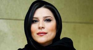 چهرهها/ ژست سحر دولت شاهی در مقابل دوربین عکاس