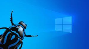 مایکروسافت در حال تلاش برای رفع باگ ویندوز 10
