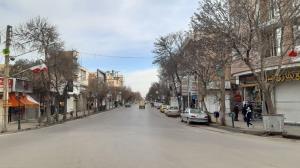 عکس/ جای خالی بیرقهای فاطمی در شهر حسینی اردبیل