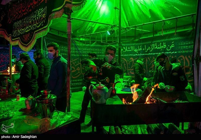 موکب بچه های انقلاب شیراز