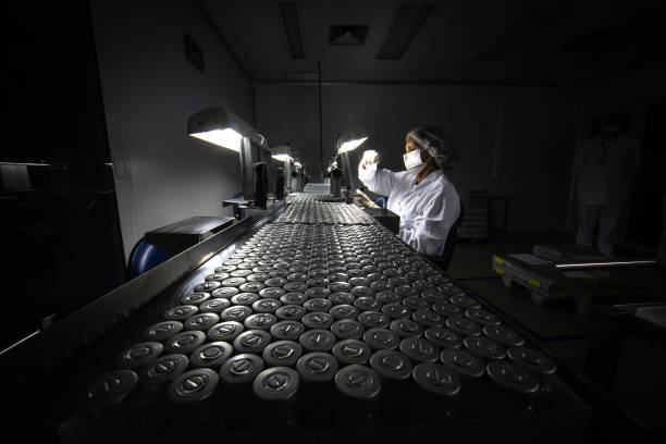 تولید واکسن های ویروس کرونا در برزیل