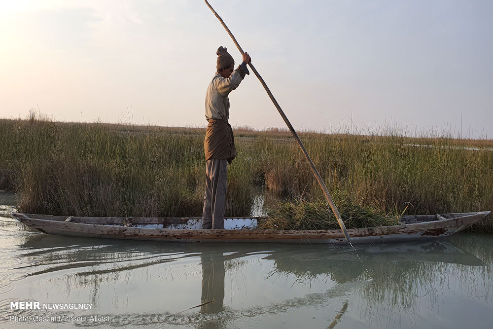 عکس/ روستای صراخیه خوزستان، ونیز ایران