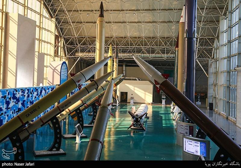 عکس/ گشتی در نمایشگاه هوافضای سپاه