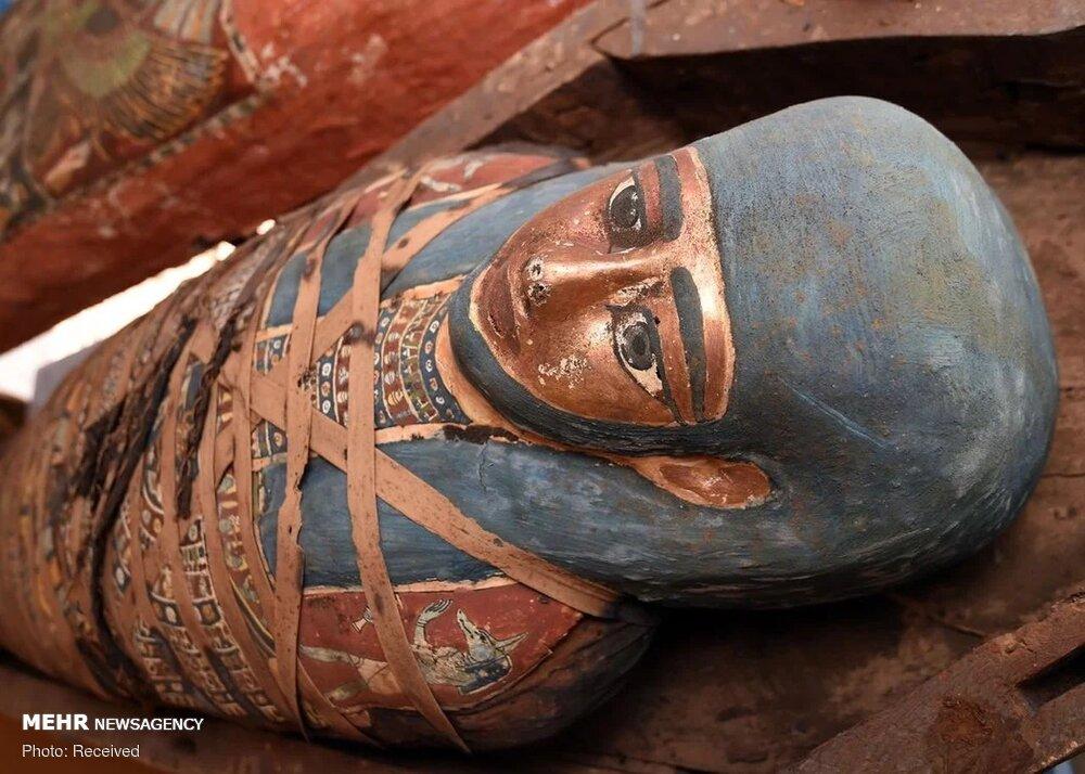 کشف بزرگ باستانی دیگر در سقاره مصر