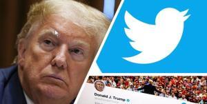 چند درصد مردم آمریکا از حذف توئیتر ترامپ حمایت میکنند؟