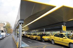 معاینه فنی تاکسیهای پایتخت یک هفته رایگان شد
