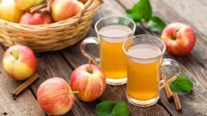 نوشیدنی ها/ شربت سیب پرخاصیت  با روش حرفه ای ها