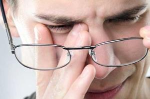 گریه کردن باعث بالا رفتن فشار چشم می شود؟