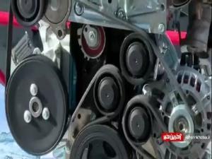 رونمایی از نخستین موتور سه سیلندر تولید داخل