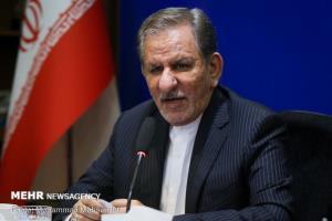 جهانگیری: بزرگترین سرمایه ایران دانش و مغز جوانان کشور است