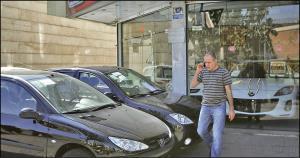 خودرو، ارزان اما بیمشتری شد