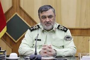 فرمانده ناجا: تجربه دفاع مقدس نبود، نمیتوانستیم با فتنهها مقابله کنیم