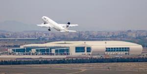 کاهش ۶۹ میلیون دلاری درآمد فرودگاههای کشور به دلیل کرونا