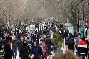 برگههای تردد در مازندران باطل شد؛ شلوغی بازارهای سنتی