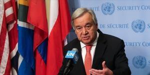 گوترش: ایران بیش از ۱۶ میلیون دلار به سازمان ملل بدهکار است