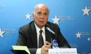 درخواست عراق از ایران در رابطه با تامین امنیت منطقه سبز بغداد